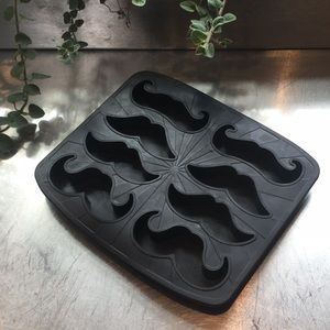 Other - Mustache Ice Tray.